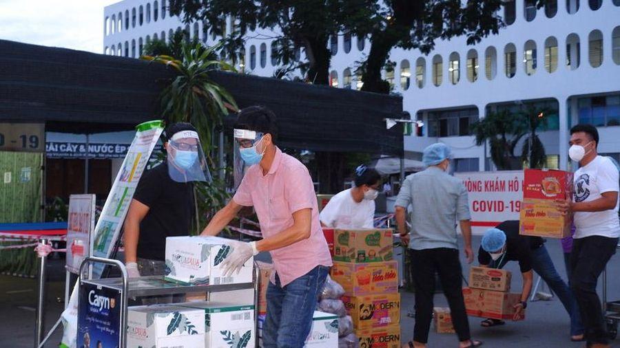 22 nhân viên hành chính Bệnh viện Bệnh nhiệt đới thành phố Hồ Chí Minh dương tính với SARS-CoV-2