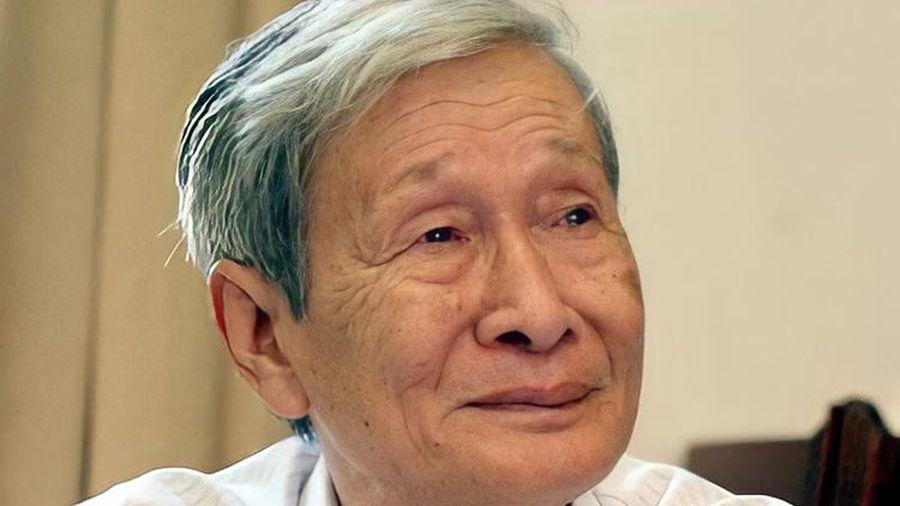 Nhà văn Nguyễn Xuân Khánh qua đời ở tuổi 88