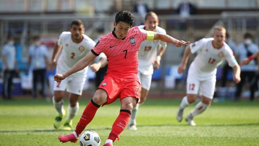 Nóng: Siêu sao Son Heung-min ghi bàn giúp tuyển Việt Nam rộng cửa đi tiếp ở vòng loại World Cup
