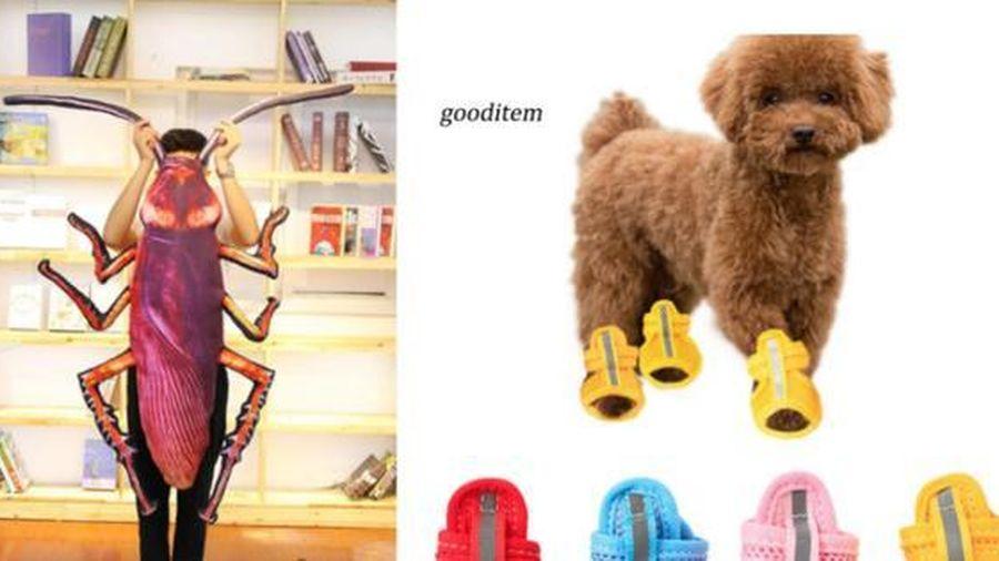 Cười xỉu với những món đồ 'sinh ra không biết với mục đích gì' trên shop online