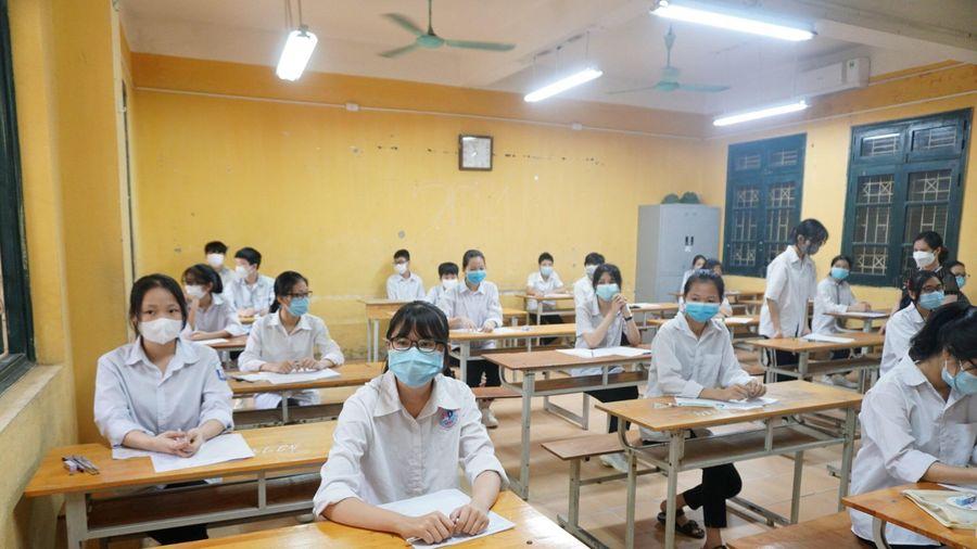 Đánh giá đề Toán thi lớp 10 Hà Nội: Phổ điểm sẽ từ 7-8 điểm