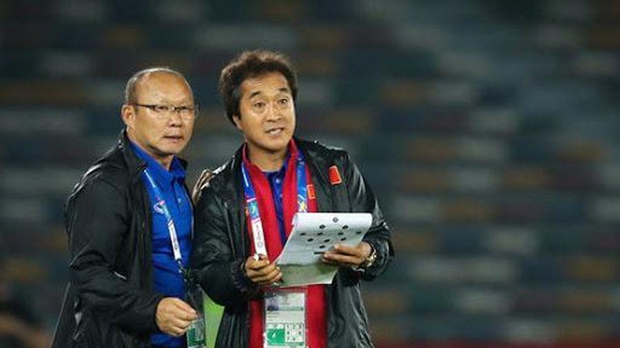 Ai sẽ thay ông Park trực tiếp chỉ đạo tuyển Việt Nam quyết đấu UAE?