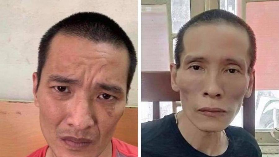 Hai đối tượng trộm cắp xe máy sa lưới sau một ngày gây án