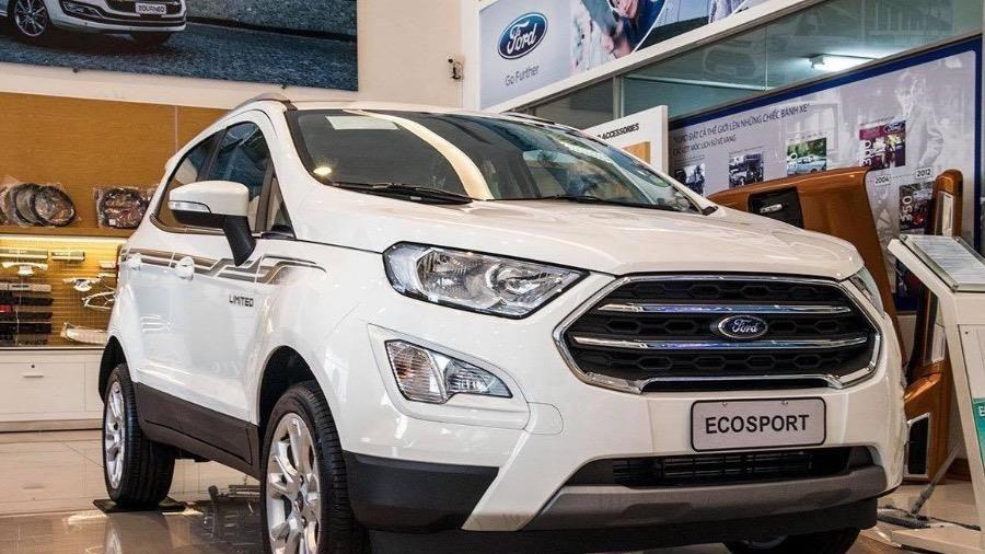 Bảng giá xe Ford tháng 6: Xe gầm cao được ưu đãi sâu