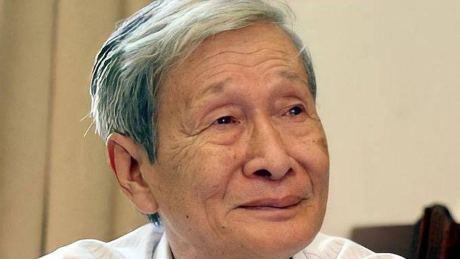 Nhà văn Nguyễn Xuân Khánh 'Đội gạo lên chùa' qua đời