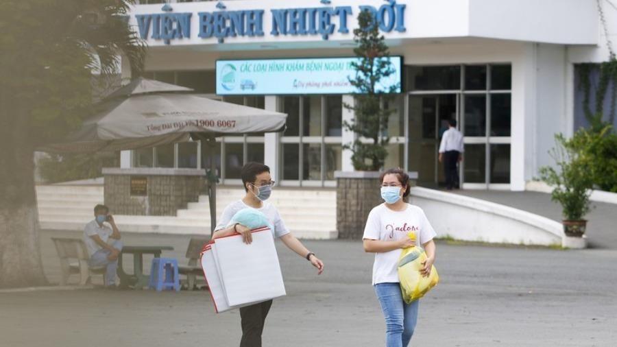 Bình Thuận thông báo khẩn tìm người đến BV Bệnh nhiệt đới TP.HCM