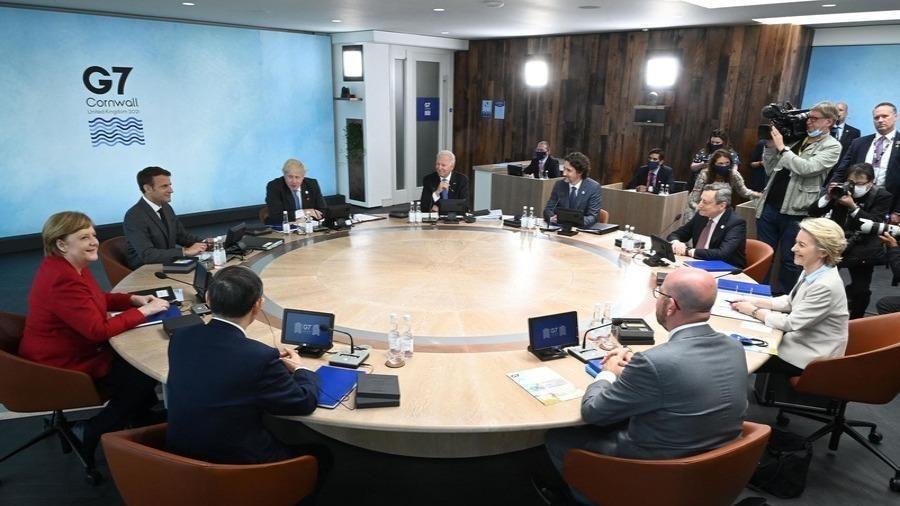 Hội nghị G7: Mỹ quyết liệt kêu gọi các nhà lãnh đạo chỉ trích Trung Quốc