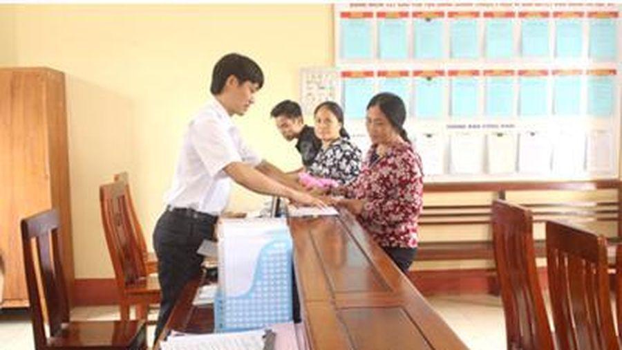 Thiết thực mô hình 'Chính quyền thân thiện, vì nhân dân phục vụ' ở Hà Nam