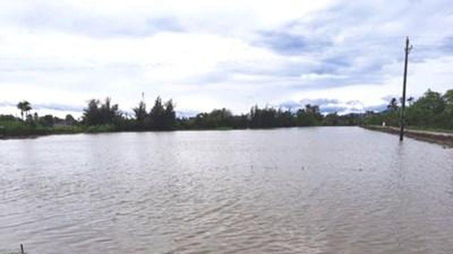 Cần tiếp tục theo dõi chặt chẽ diễn biến của mưa lũ sau bão
