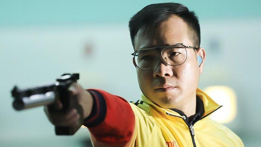 Hoàng Xuân Vinh có thể dự Olympic Tokyo theo suất mời