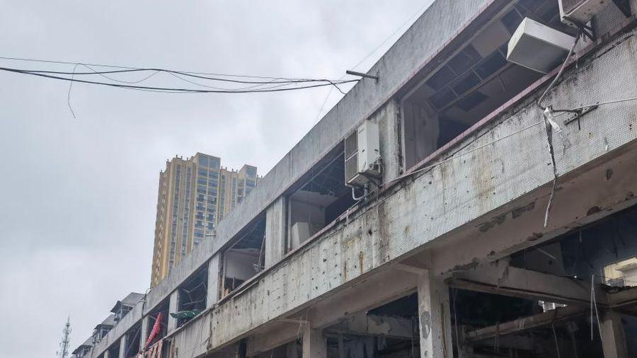 Nổ khí gas ở Trung Quốc, 11 người chết