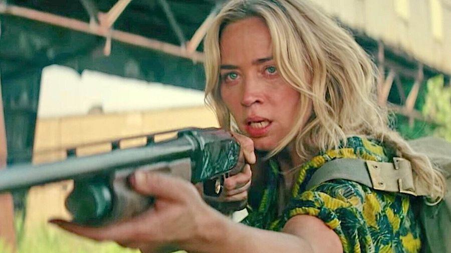 Phim kinh dị 'Vùng đất câm lặng II' vượt mốc 100 triệu USD