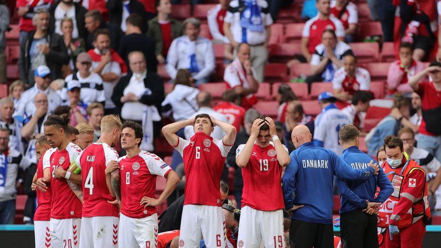 Eriksen đột quỵ và 'hồi sinh': Giá trị của sự nhân văn và hình ảnh đẹp trong bóng đá