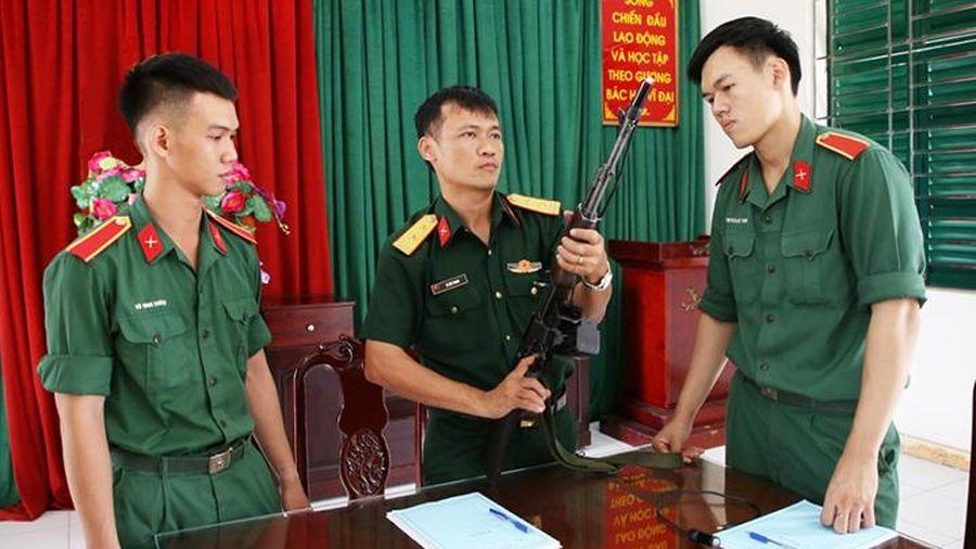 Phát huy sức sáng tạo của tuổi trẻ quân đội