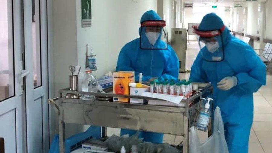Việt Nam có thêm 95 ca nhiễm Covid-19 trong nước