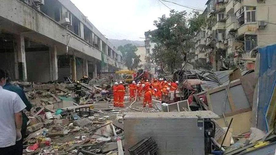 Nổ lớn tại tỉnh Hồ Bắc (Trung Quốc), 11 người tử vong