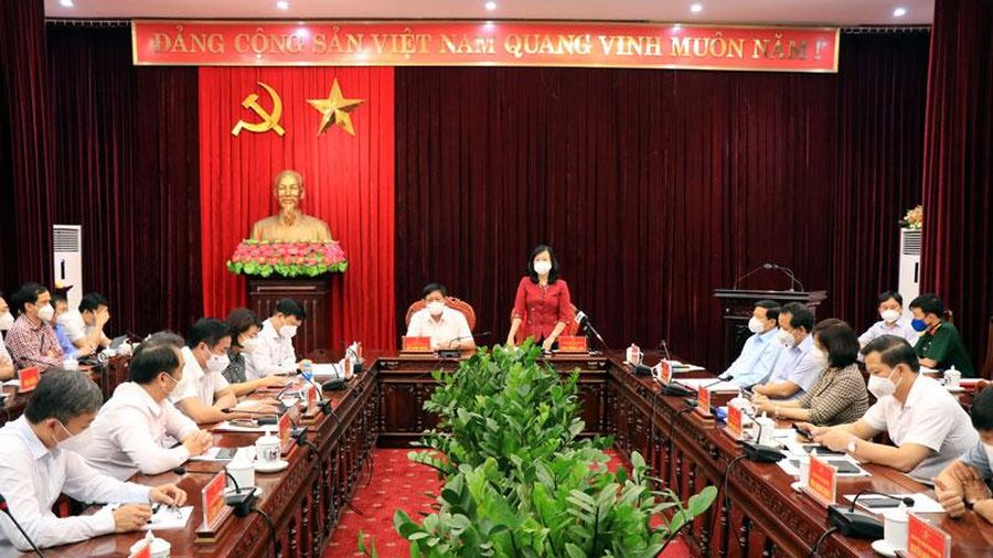 Bắc Ninh cần giữ vững bốn 'thành trì' chống dịch