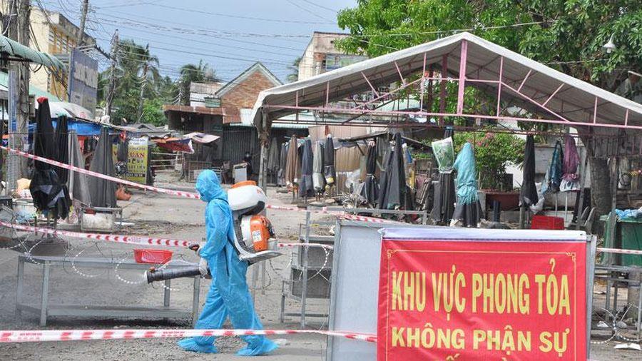 Từ 12 giờ ngày 13-6, phong tỏa xã Mỹ Hạnh Đông ở Tiền Giang
