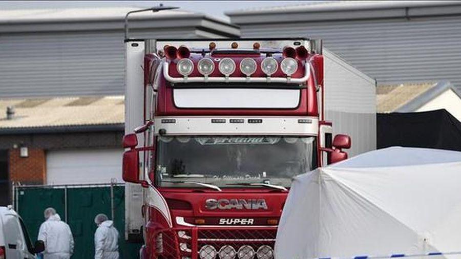 Vụ 39 thi thể trong xe tải ở Anh: Bắt giữ thêm một nghi can người Romania