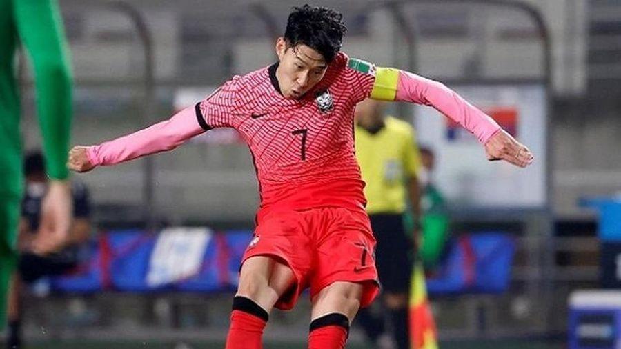 Hàn Quốc giúp đội tuyển Việt Nam chắc vé vào vòng loại cuối