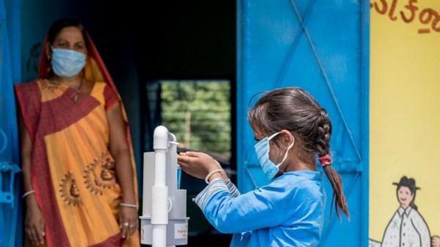 Ấn Độ: Giáo dục rộng vòng tay với trẻ mồ côi sau đại dịch