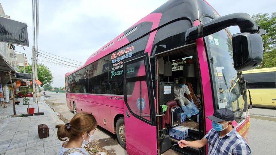 Lên phương án an toàn cho khoảng 30.000 công nhân về quê từ 'tâm dịch' Bắc Giang