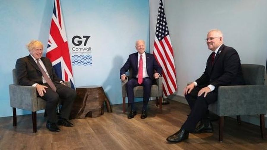 Lãnh đạo Australia, Mỹ, Anh thảo luận tăng cường hợp tác, ám chỉ mối đe dọa Trung Quốc