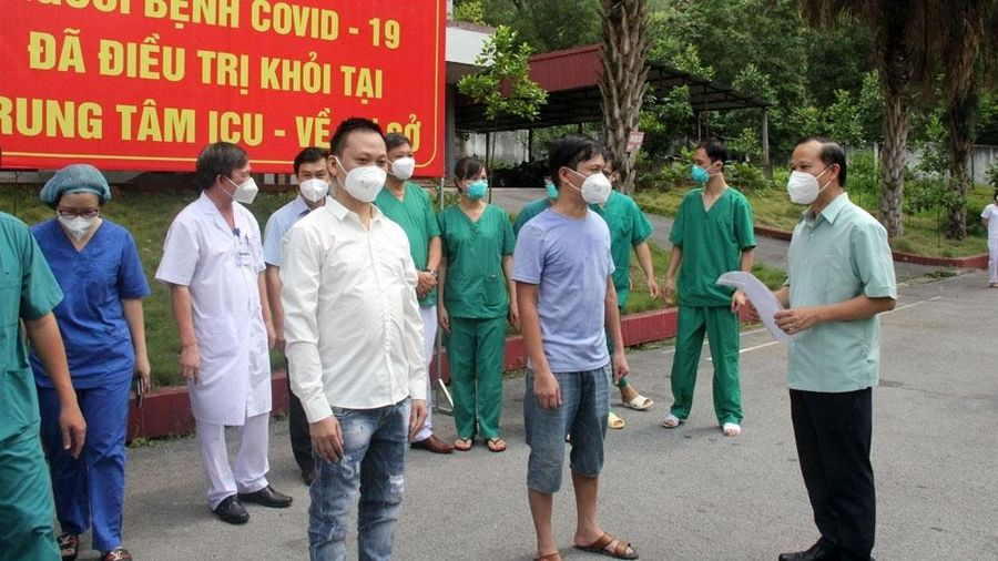 Dịch Covid-19: Ca tử vong thứ 59 là bệnh nhân viêm đa khớp ở Bắc Ninh