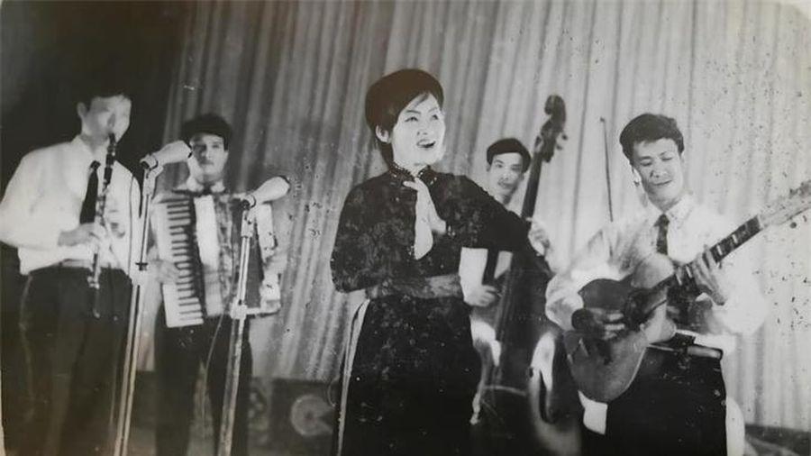 Nghệ sĩ Thanh Loan - người đầu tiên hát 'Việt Bắc nhớ Bác Hồ'