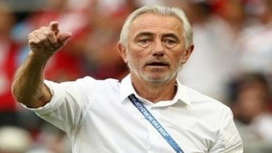 HLV trưởng UAE 'lên gân' trước trận gặp ĐTVN