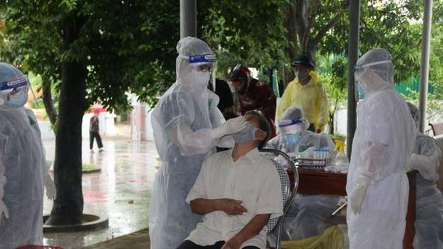 CẬP NHẬT DỊCH 13/6: Hơn 1.000 mẫu F1 ở Hà Tĩnh âm tính với SARS-CoV-2