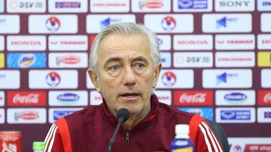 HLV UAE bất ngờ khiêm tốn trước trận gặp Việt Nam
