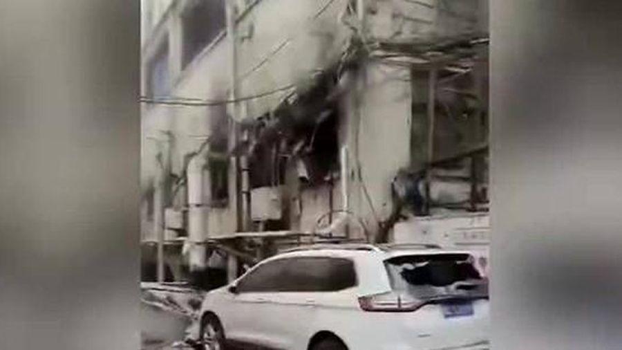 Nổ khí gas kinh hoàng ở Trung Quốc, gần 50 người thương vong