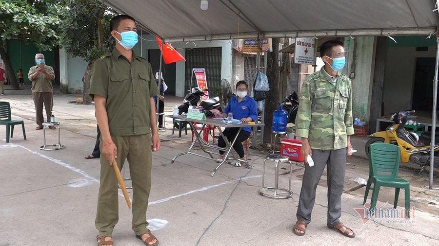 Để phát sinh 29 F0 trong khu cách ly, Chủ tịch huyện Lục Ngạn bị phê bình
