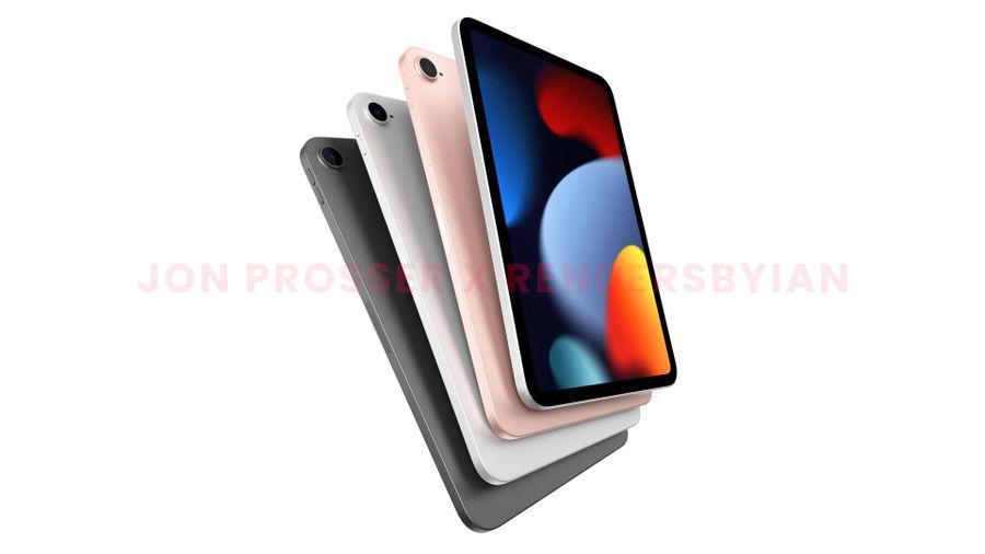 iPad mini 6 sẽ có thiết kế giống iPad Air và dùng USB-C