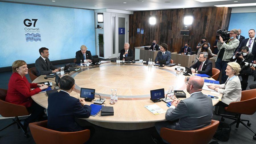 Các lãnh đạo G7 tuyên bố sẽ ủng hộ các mục tiêu về môi trường