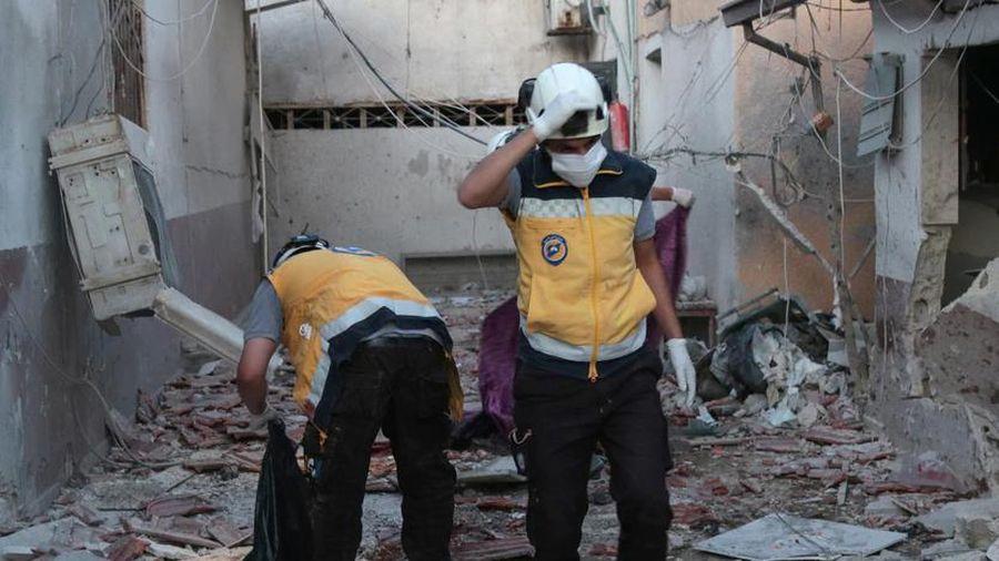 Syria: Một số khu vực tại Afrin bị nã pháo, ít nhất 18 người tử vong