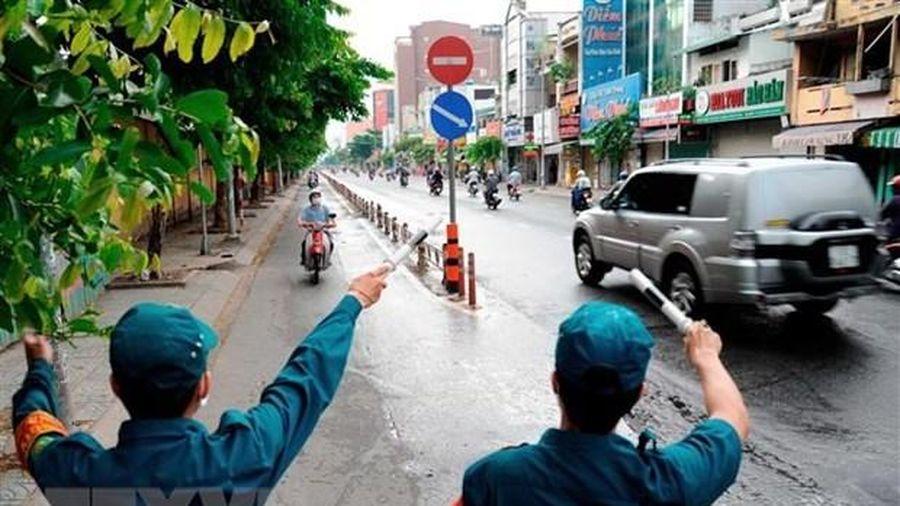 Thành phố Hồ Chí Minh: Nới lỏng việc giãn cách xã hội tại quận Gò Vấp