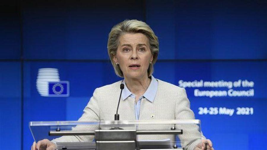 EU đặt mục tiêu xuất khẩu 700 triệu liều vaccine trước cuối năm 2021