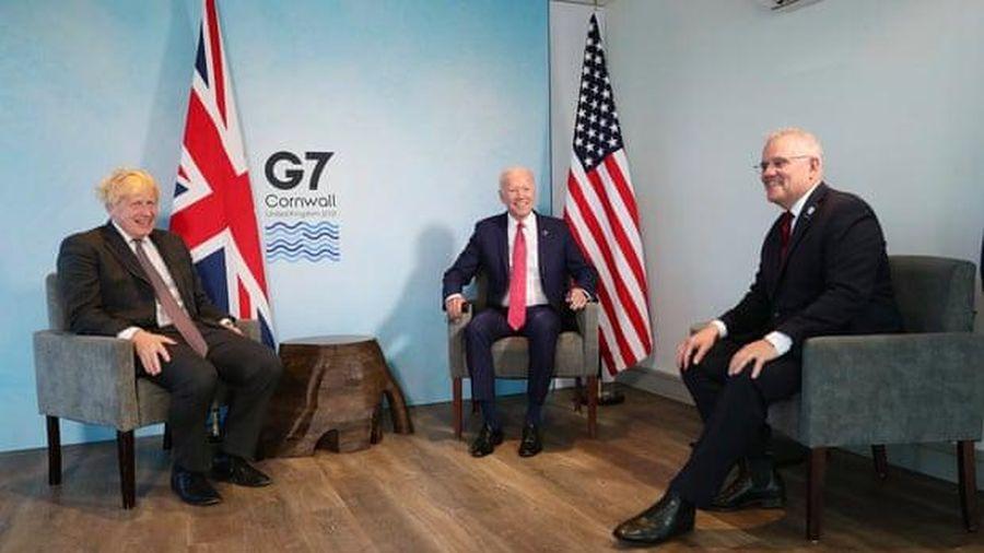 Australia, Mỹ, Anh thảo luận về bất ổn ở Ấn Độ Dương-Thái Bình Dương