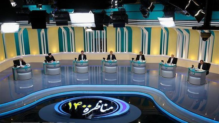 Các ứng cử viên Tổng thống Iran tranh luận lần cuối trên truyền hình
