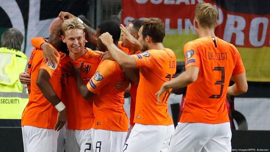 EURO 2020: Hà Lan - Ukraine: Khi 'cơn lốc' trở lại