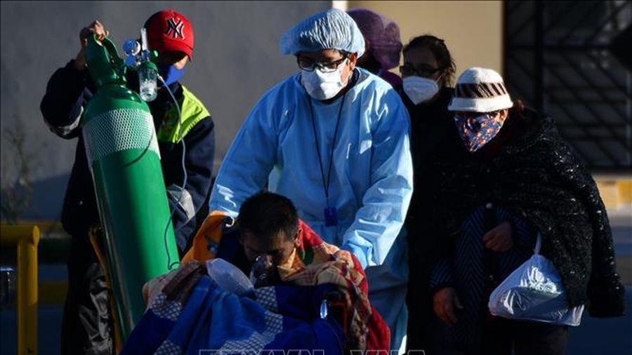 Peru bắt đầu chương trình tiêm vaccine ngừa COVID-19 cho phụ nữ mang thai