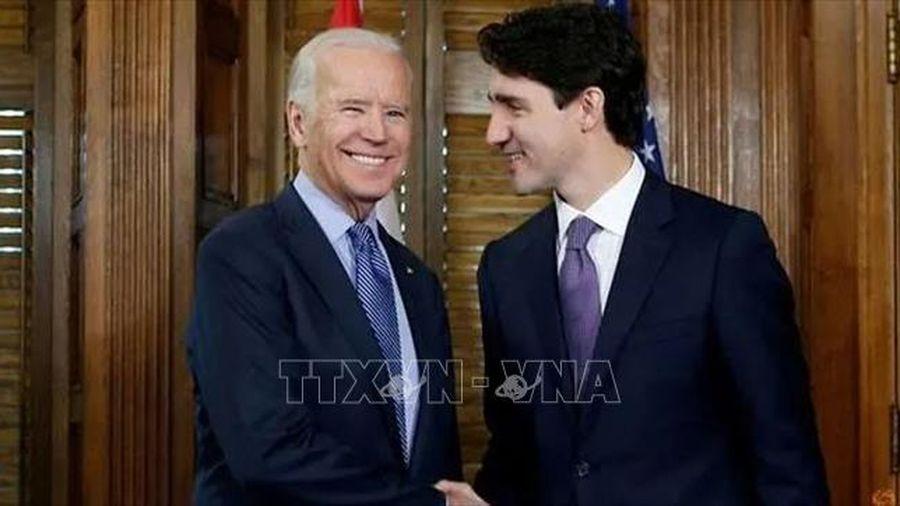 Hội nghị thượng đỉnh G7: Lãnh đạo Canada và Mỹ có cuộc gặp mặt trực tiếp lần đầu tiên