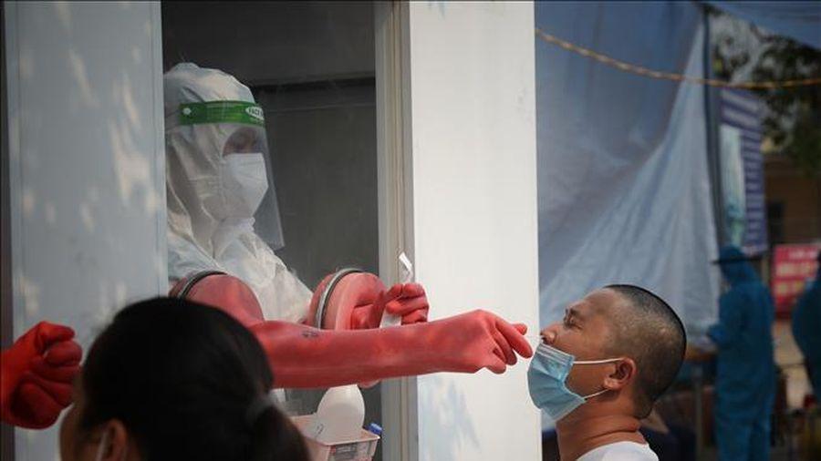 Tiếp tục nâng cao mức độ cảnh giác, chủ động kiểm soát dịch COVID-19