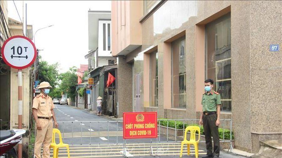 Thêm 5 trường hợp dương tính với SARS-CoV-2, cùng trong một gia đình ở Hà Tĩnh