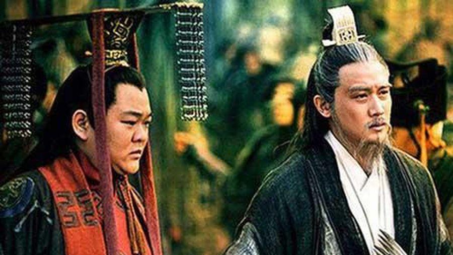 Gia Cát Lượng lâm chung, Lưu Thiện có hỏi 1 câu, Khổng Minh nghe xong bàng hoàng nhận ra con người thật của đối phương