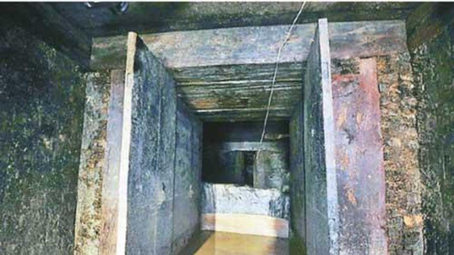 Lăng mộ tỏa hương thơm khiến đoàn khảo cổ ngỡ ngàng: Phát ra từ vách ngăn quan tài!