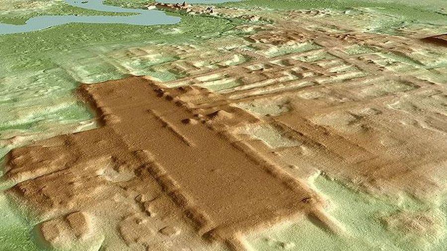 Mexico phát hiện công trình của người Maya lớn hơn kim tự tháp Giza