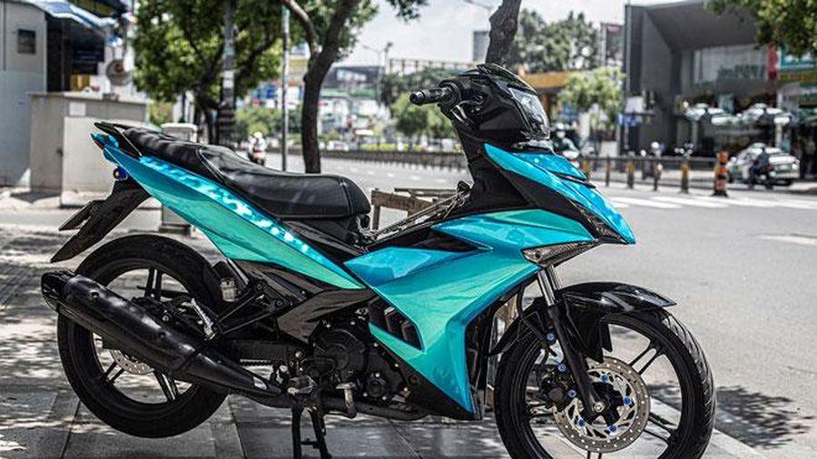 Các thủ tục bắt buộc khi đổi màu sơn xe máy